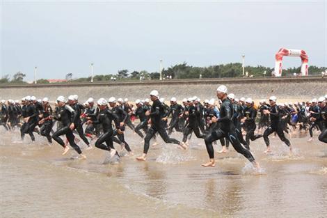 Grand Prix Triathlon D2: Résultats Sables d'Olonne