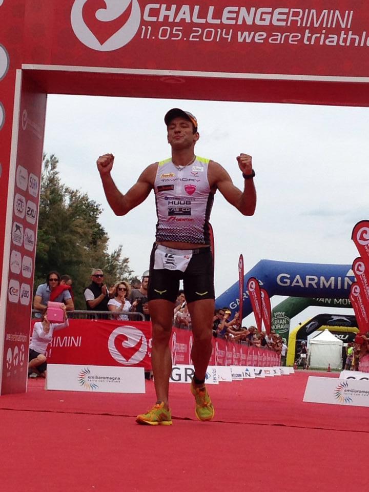 Challenge Rimini: Domenico Passuello surprend la concurrence, Mullan domine