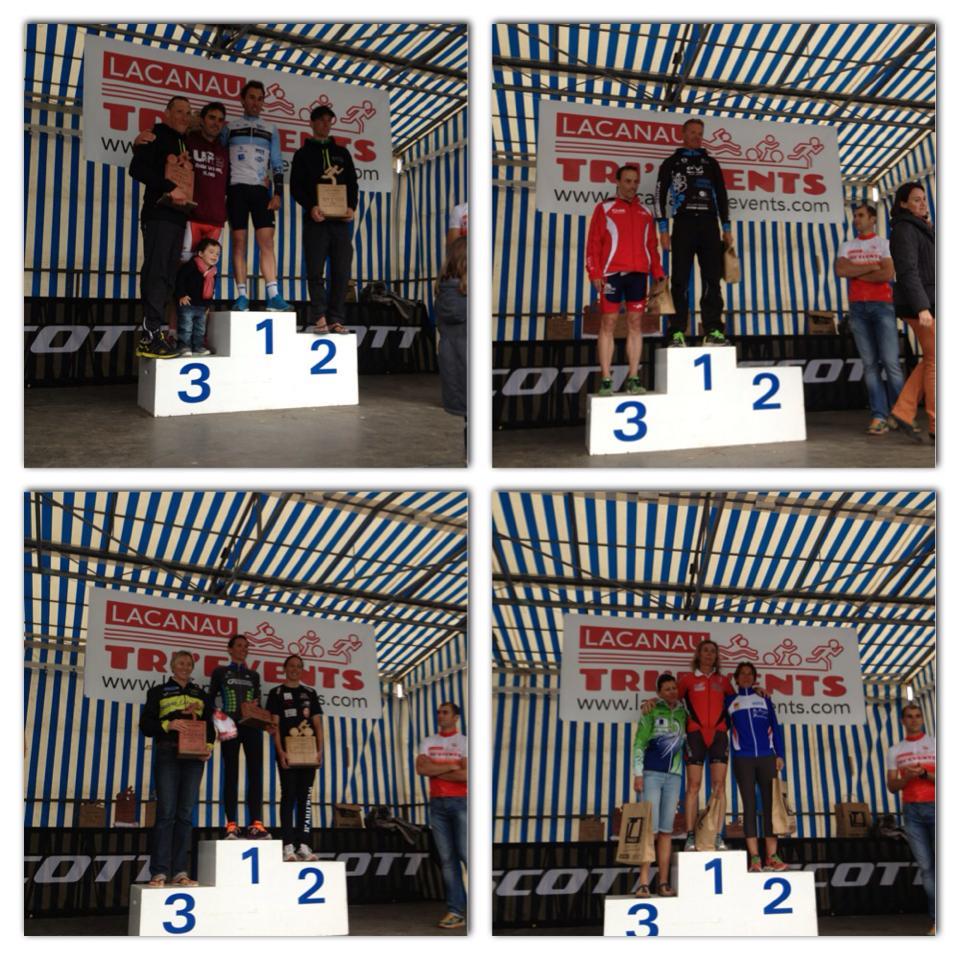 Résultats Triathlon Half de Lacanau