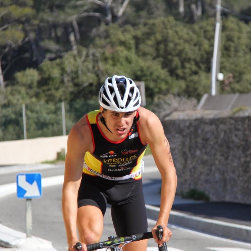 Triathlon de Toulon: Pujades et Guérard dominateurs