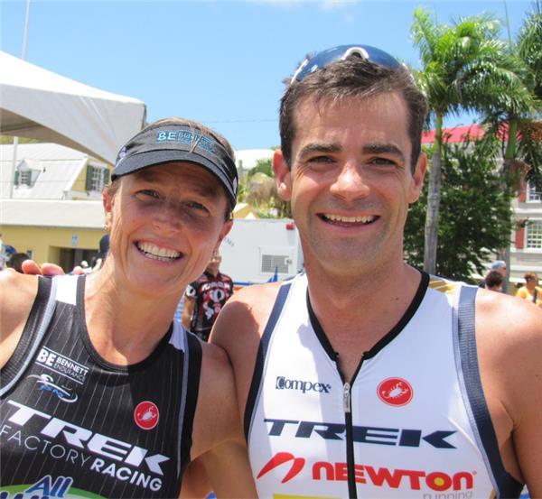 Ironman 70.3 Sainte Croix: O'Donnell et Vodickova prennent le titre 2014