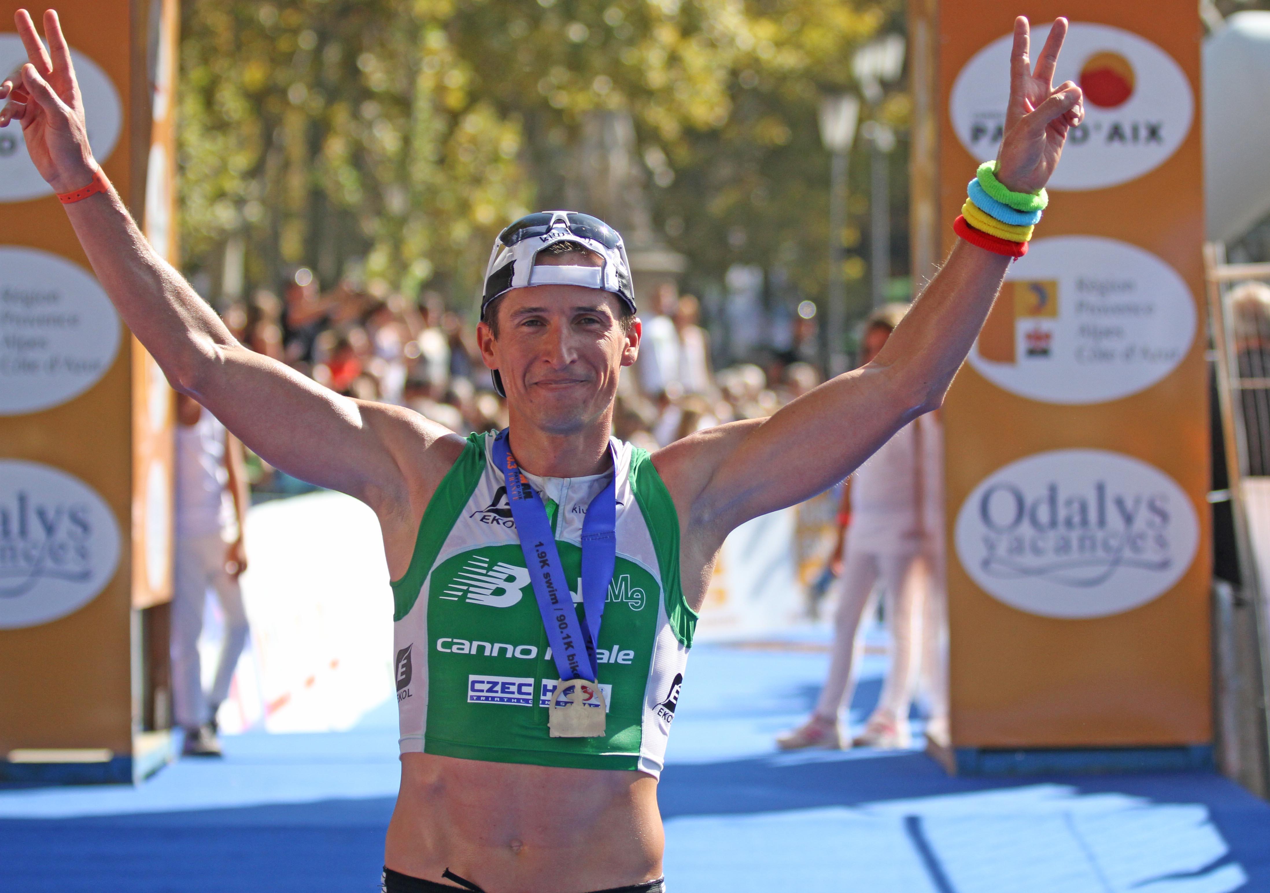 Ironman 70.3 Pays d'Aix : Absence du tenant du titre !