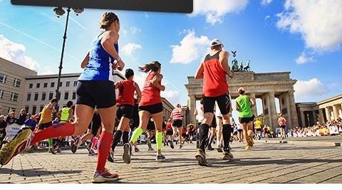 V0²Max Voyages: Séjour «Marathon de Berlin» dès 530 €
