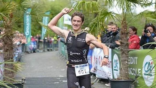 Triathlon du Pays du Roi Morvan à Priziac: Escola-Fasseur au bout du suspense