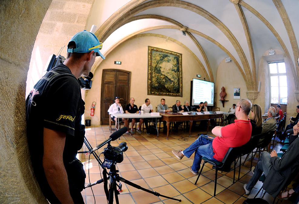IM AIX-EN-PROVENCE : La conférence de presse lance l'événement