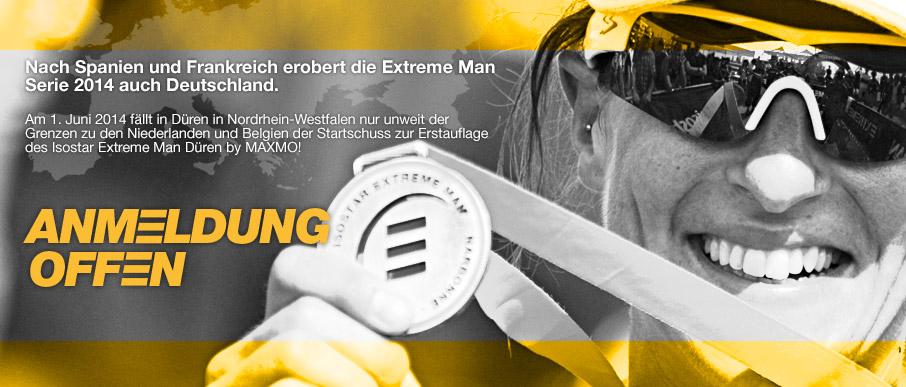 Extreme Man Düren : Frederik Van Lierde au départ !
