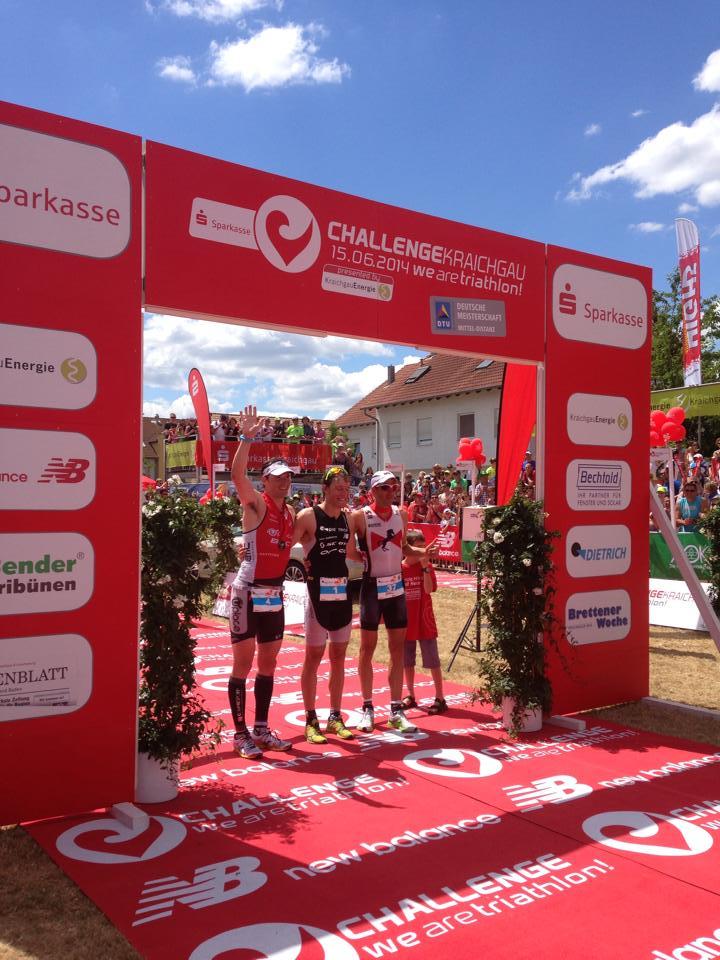 Challenge Kraichgau: Victoire de Kienle et Gayer