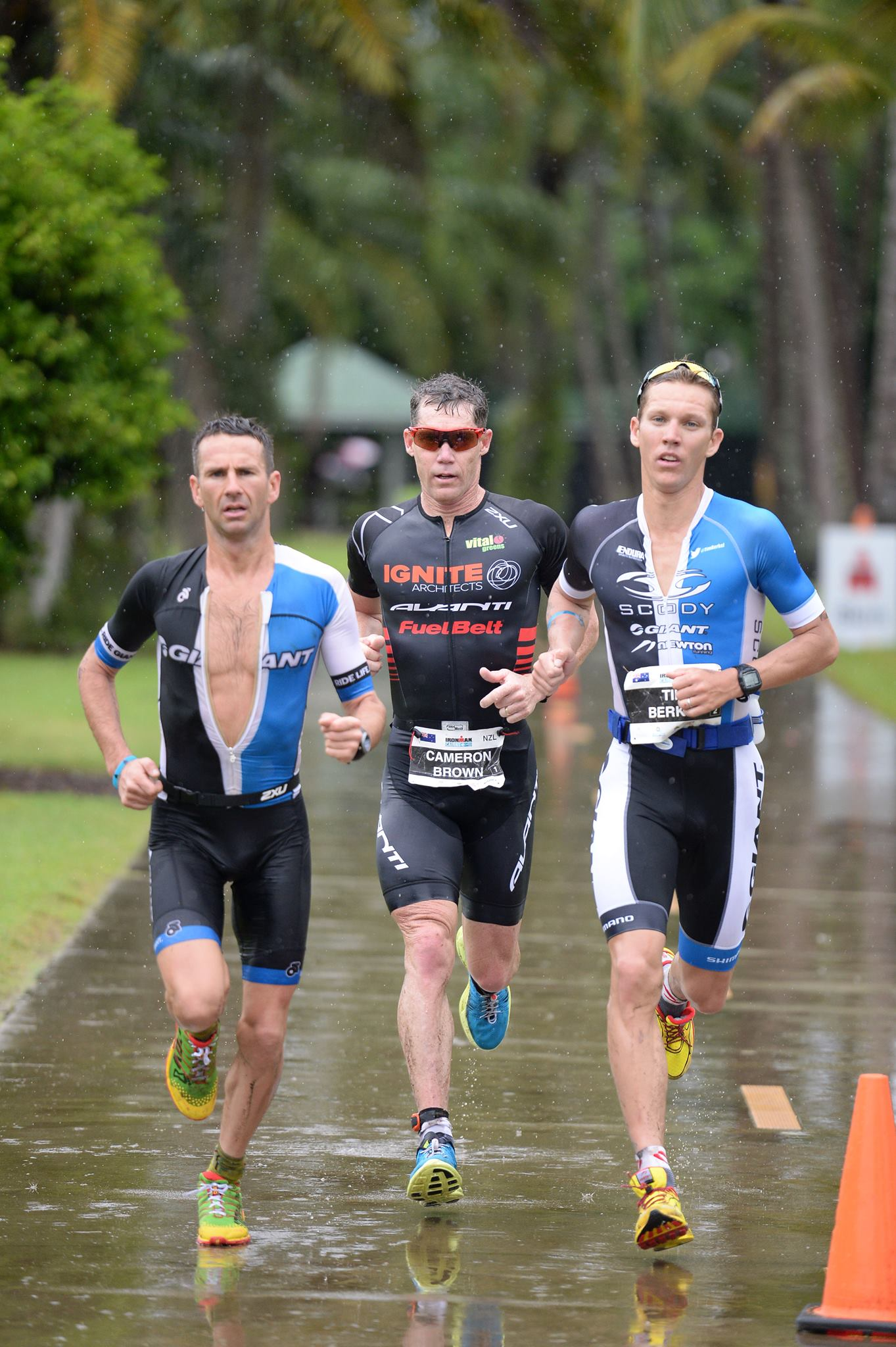 IRONMAN Cairns: Cameron Brown toujours au top !!!