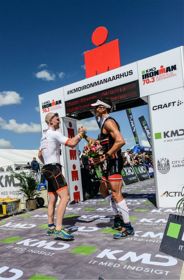 KMD Ironman 70.3 Aarhus
