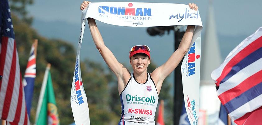 IRONMAN France Nice :  Une invitée de prestige : Leanda CAVE, championne du Monde IRONMAN en 2012 sera au départ de la 10ème édition