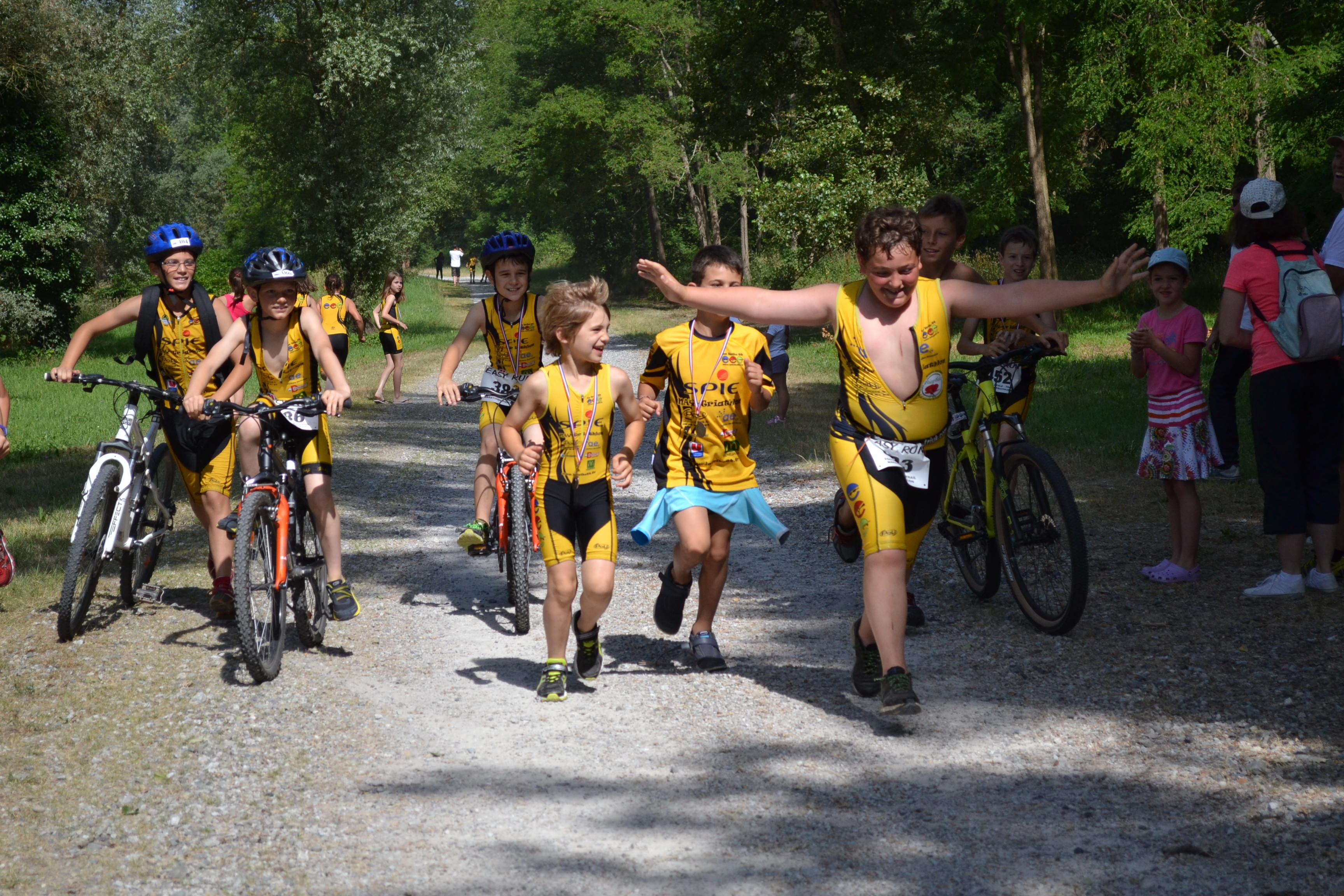 6ème triathlon de Baudreix
