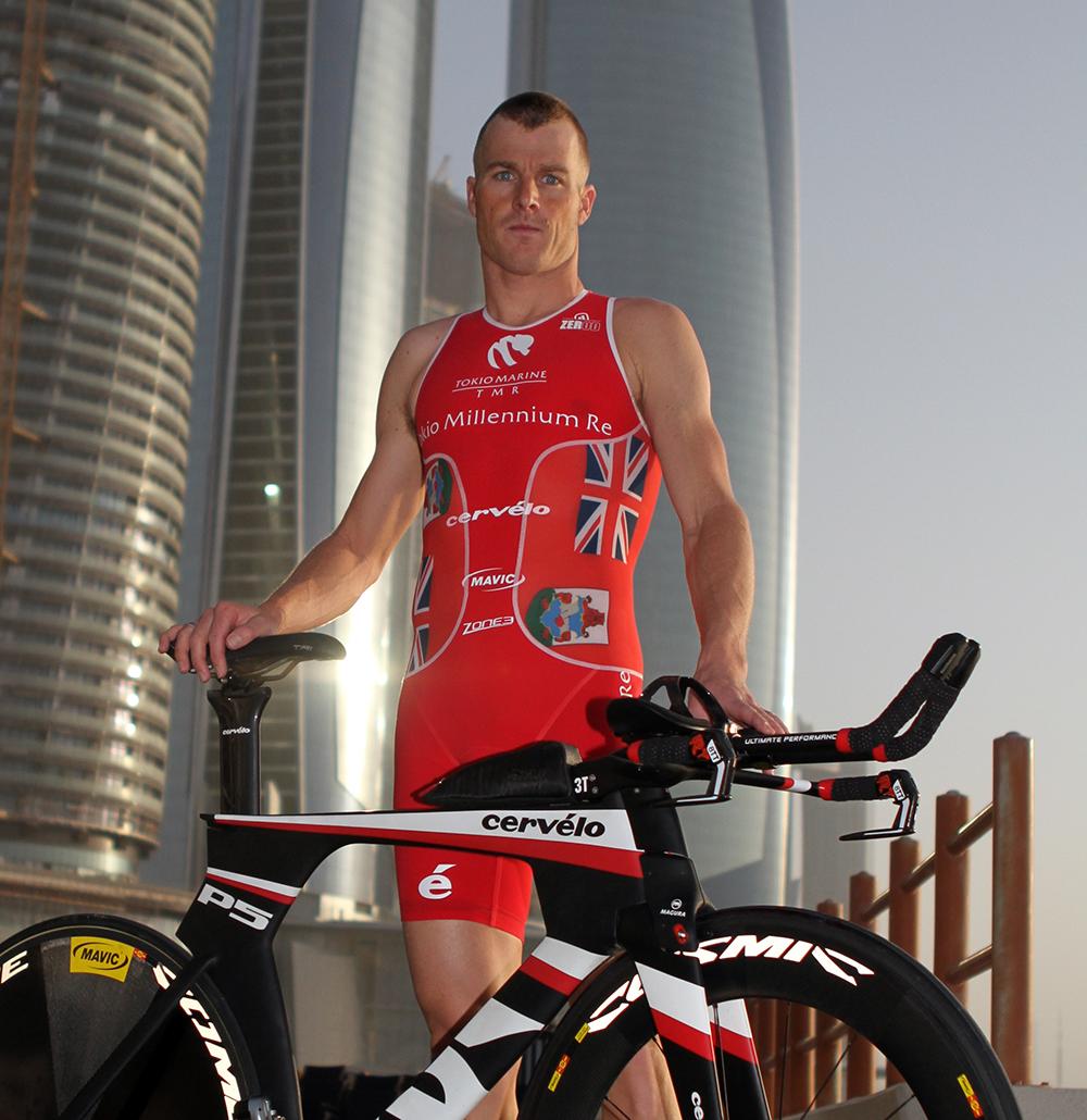 IRONMAN France Nice :  Tyler BUTTERFIELD… Prétendant sérieux au podium 2014 !