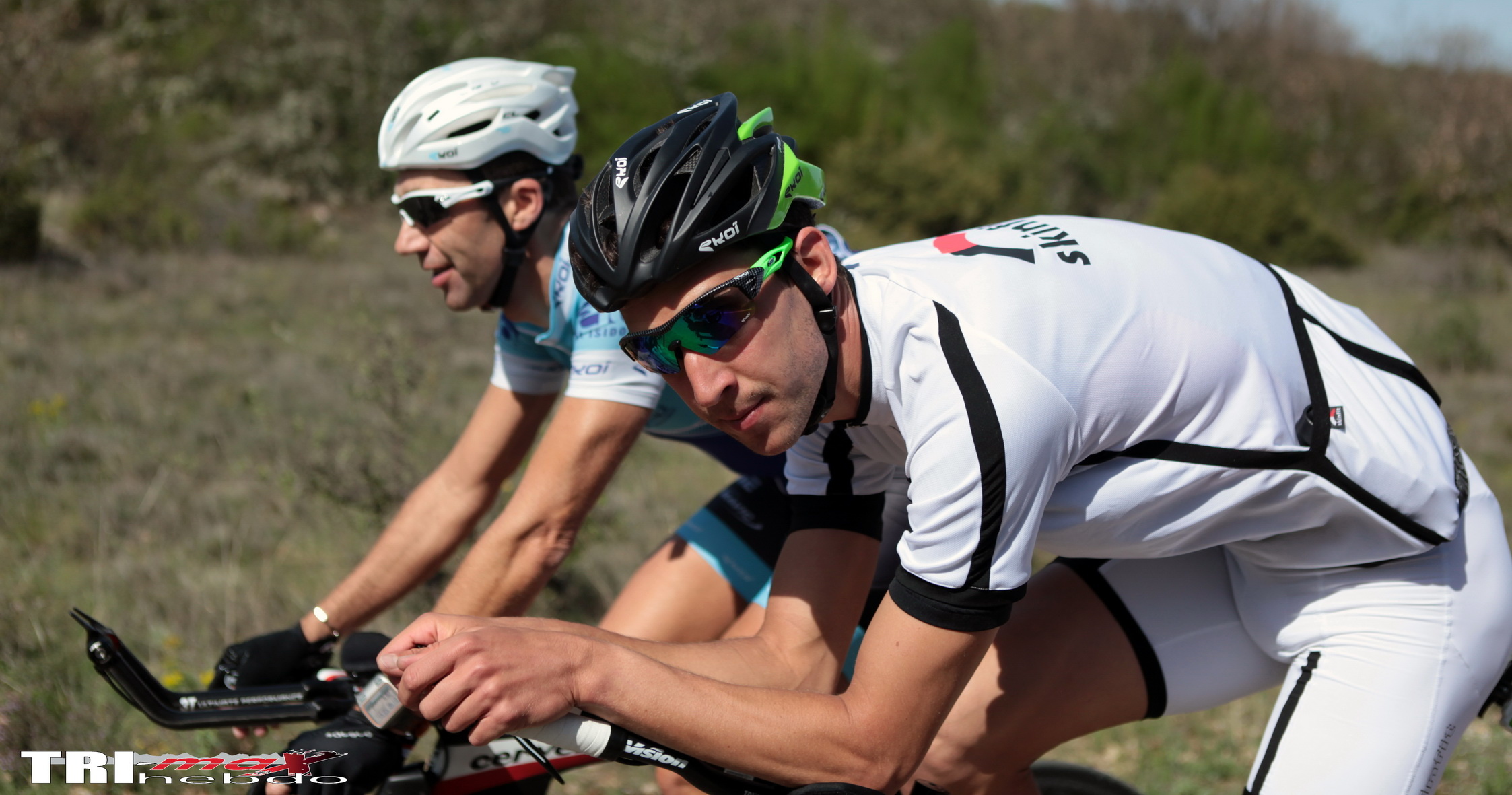 Progressez en triathlon – Episode 2 : Améliorer ses performances par Bertrand Billard
