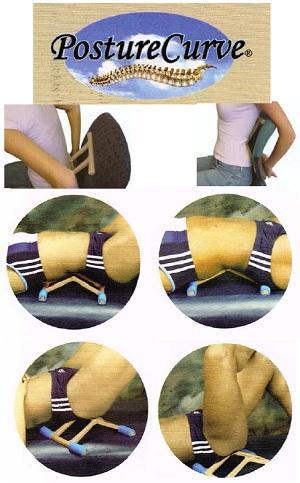 PostureCurve: pour ne plus souffrir du dos!