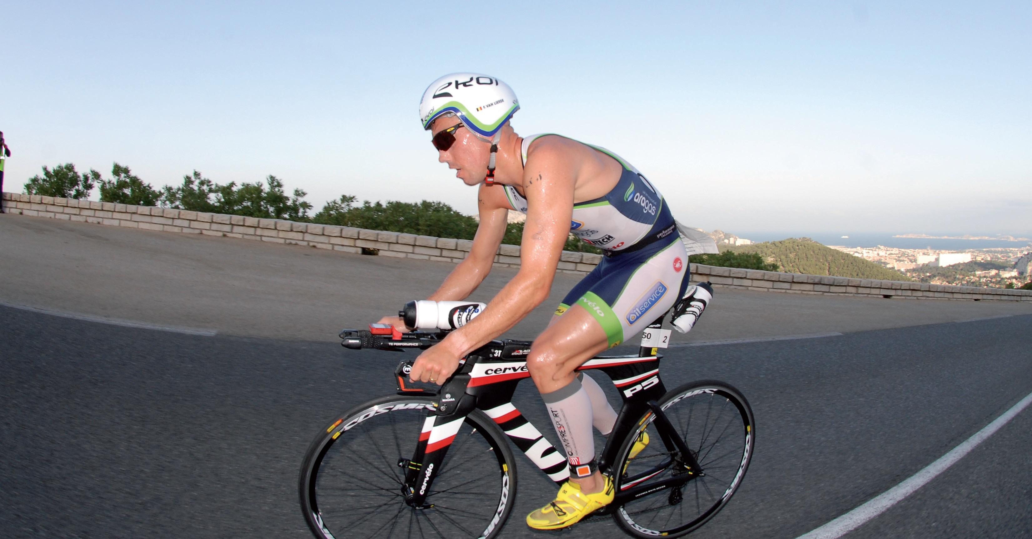 5150 Marseille : J – 11! Frederic VAN LIERDE, le champion du monde IRONMAN sur format M!