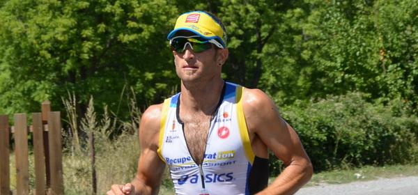 Triathlon de l'Alpe d'Huez: Interview de la semaine MARCEL ZAMORA