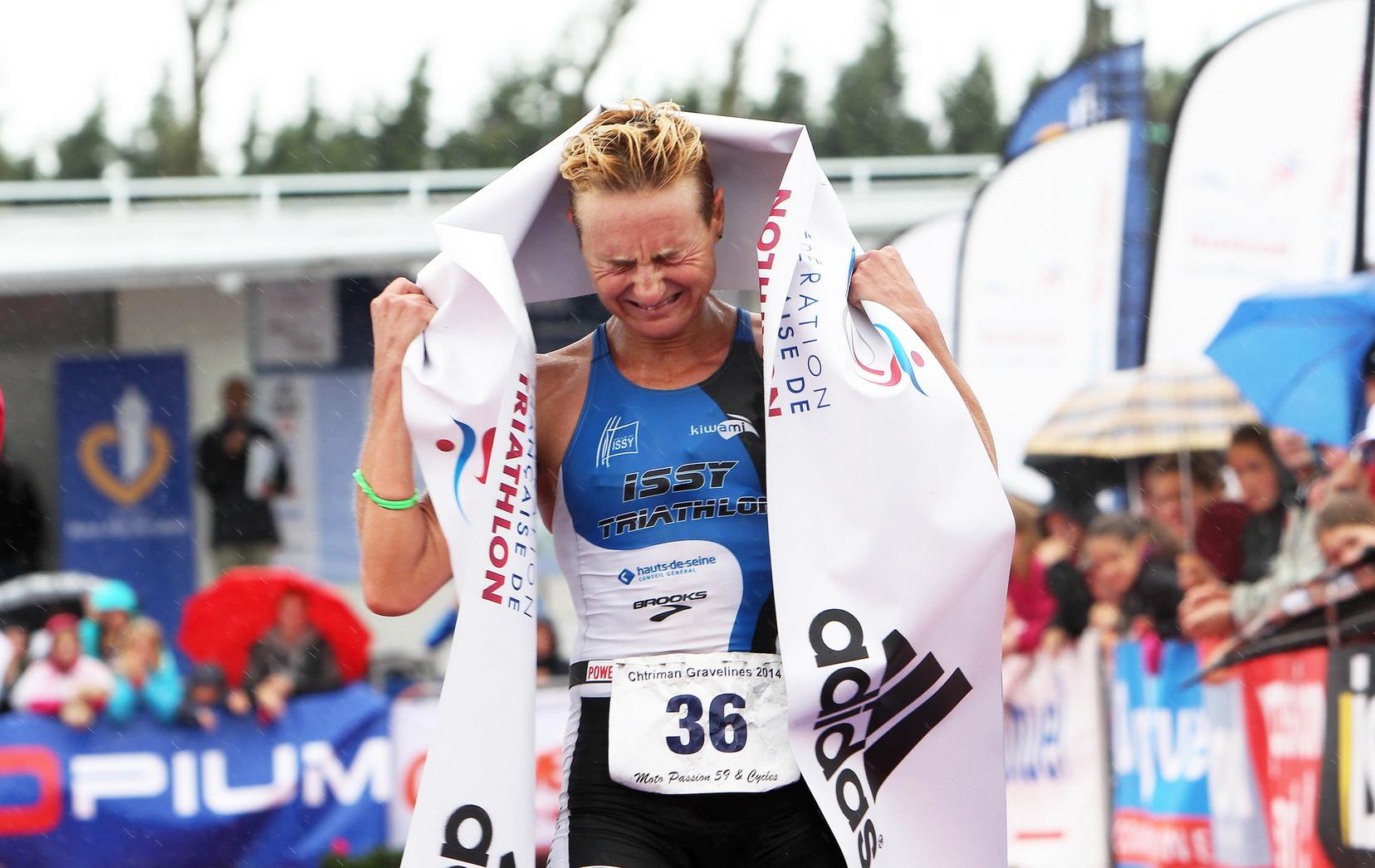 Résultats CH'TRIMAN : Championnat de France distance L de Triathlon 2014