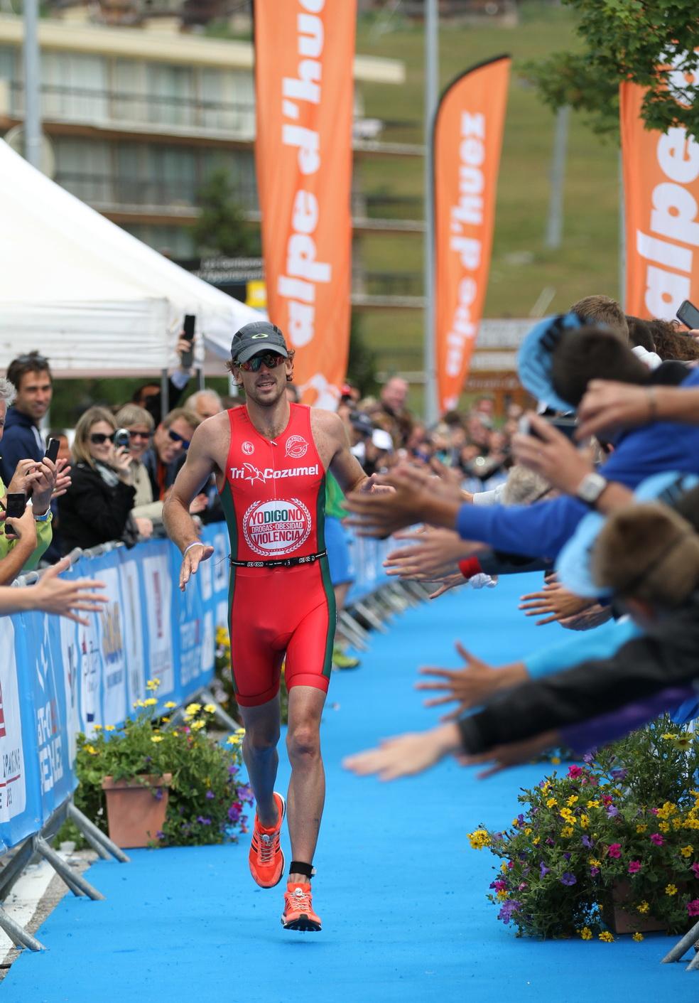 Alpe d'Huez, distance L: la victoire pour Skipworth et Morrisson avec la classe…