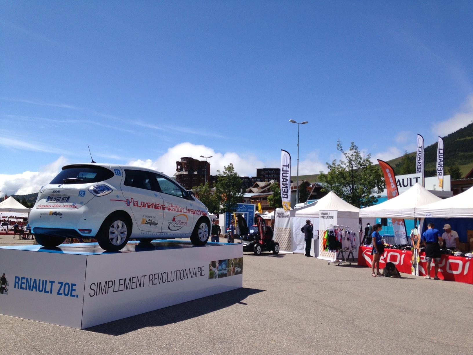 Alpe d'Huez : l'expo est ouverte