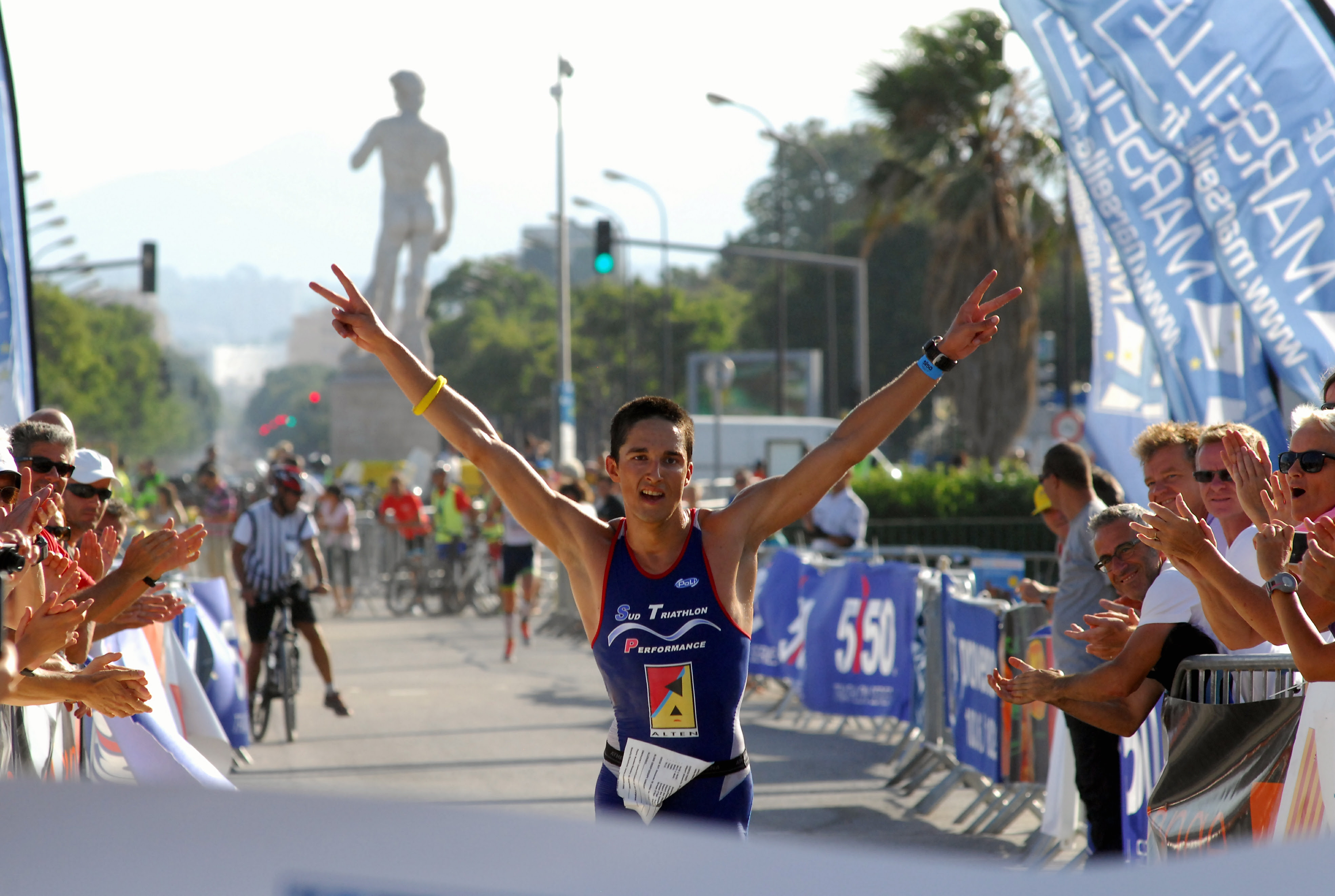 5150 Marseille : J – 12 Antony Costes, vainqueur 2013, défendra son titre dans la Cité phocéenne!