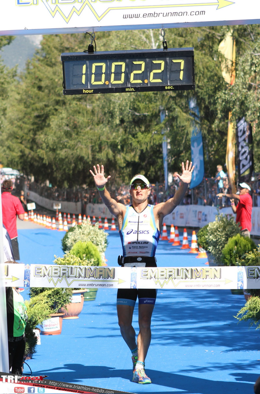 La victoire pour Marcel Zamora