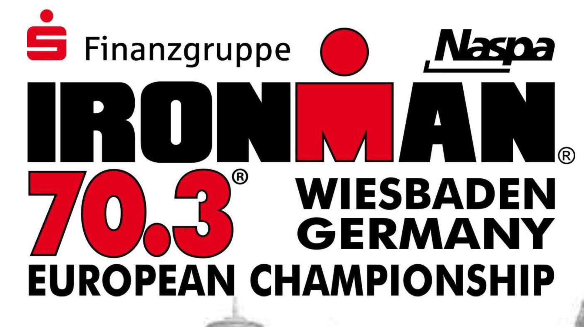 IRONMAN 70.3 Wiesbaden: le championnat d'Europe attire du monde !!!