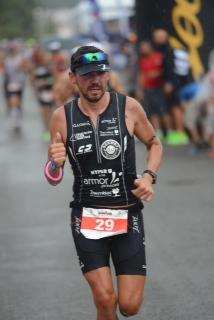 José Jeuland sur l'Ironman du Japon Dimanche 24 Août