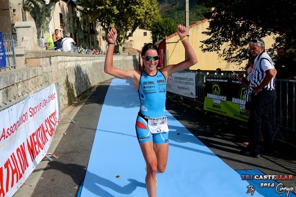 Triathlon XS de Castellar: Victoire de Collonge et Montoya