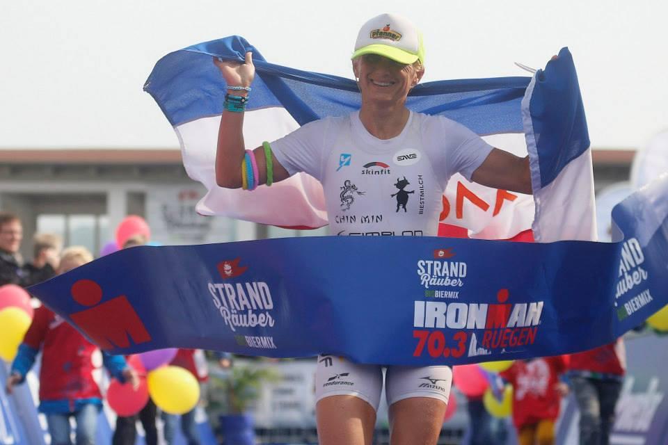 Ironman 70.3 Ruegen: le retour de Michael Raelert