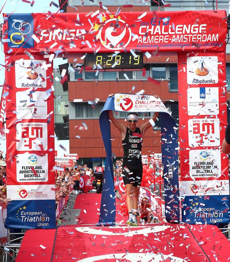 Championnat d'Europe Longue distance ETU à Almere-Amsterdam