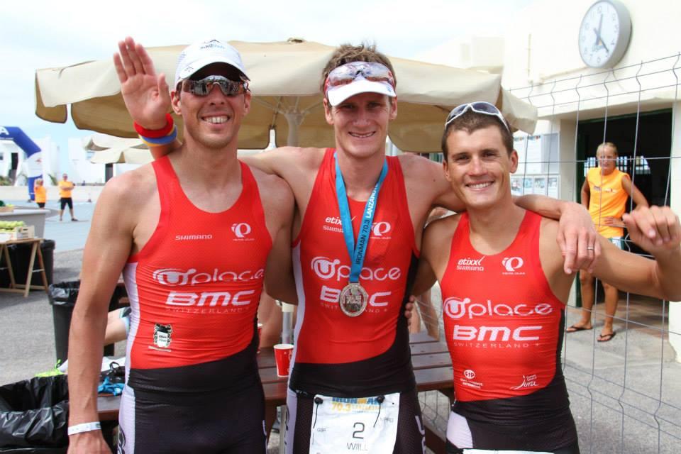 70.3 Lanzarote : Romain Guillaume échoue de peu… Will Clarke vainqueur