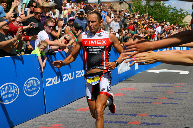 Ironman 70.3 Princeton: Zyemtsev et Jackson l'emportent