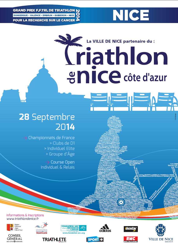 Triathlon Nice Côte d'Azur