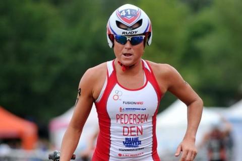 Weihai: la danoise Camilla Pedersen dominatrice