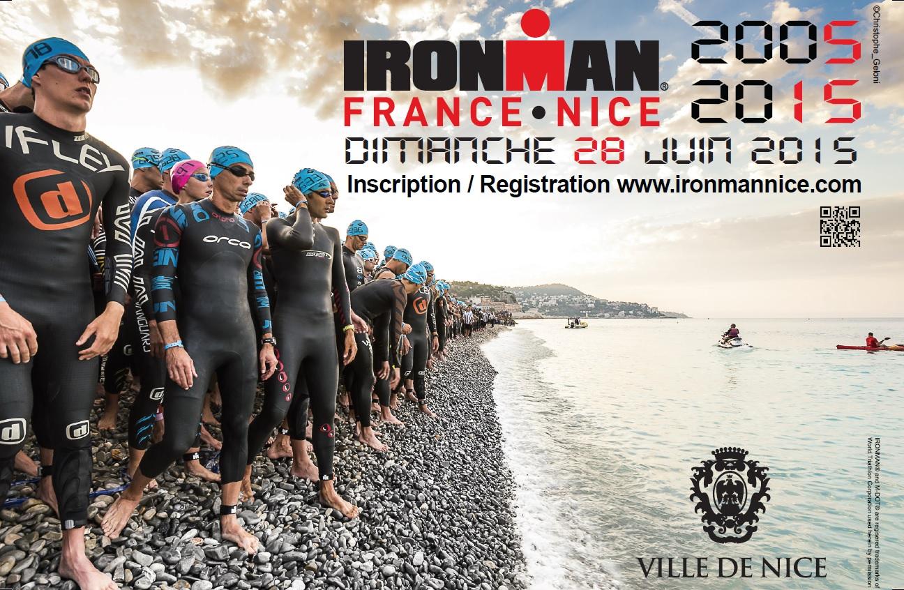 IRONMAN France Nice :  Dernière chance pour être  sur la ligne de départ en 2015!