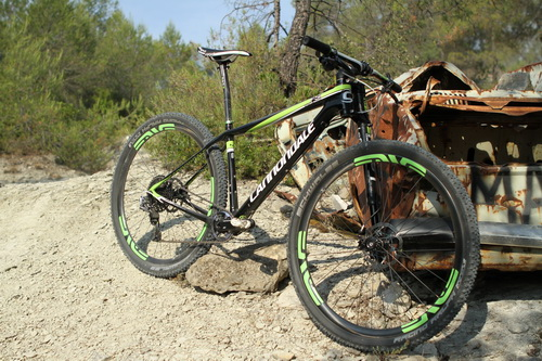 TEST MATERIEL : Cannondale F-Si 29 Carbon Team