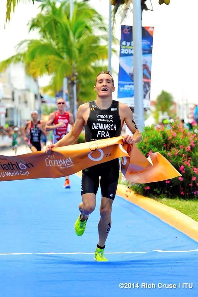 Etienne Diemunsch remporte la Coupe du Monde de Cozumel