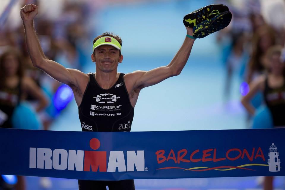 Ironman Barcelone: Alonso McKernan et Wutti remportent la 1ère édition de l'IRONMAN