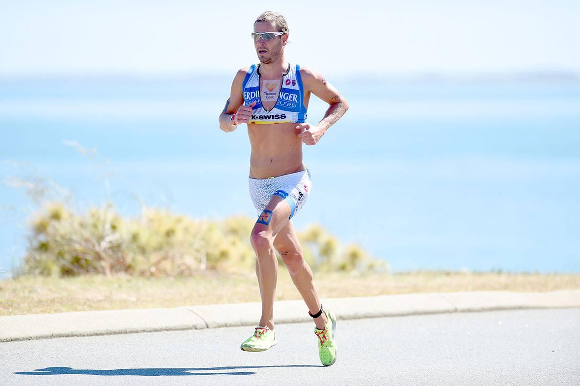 Ironman 70.3 Mandurah: Michaël Raelert intouchable! Luxford sur le fil…