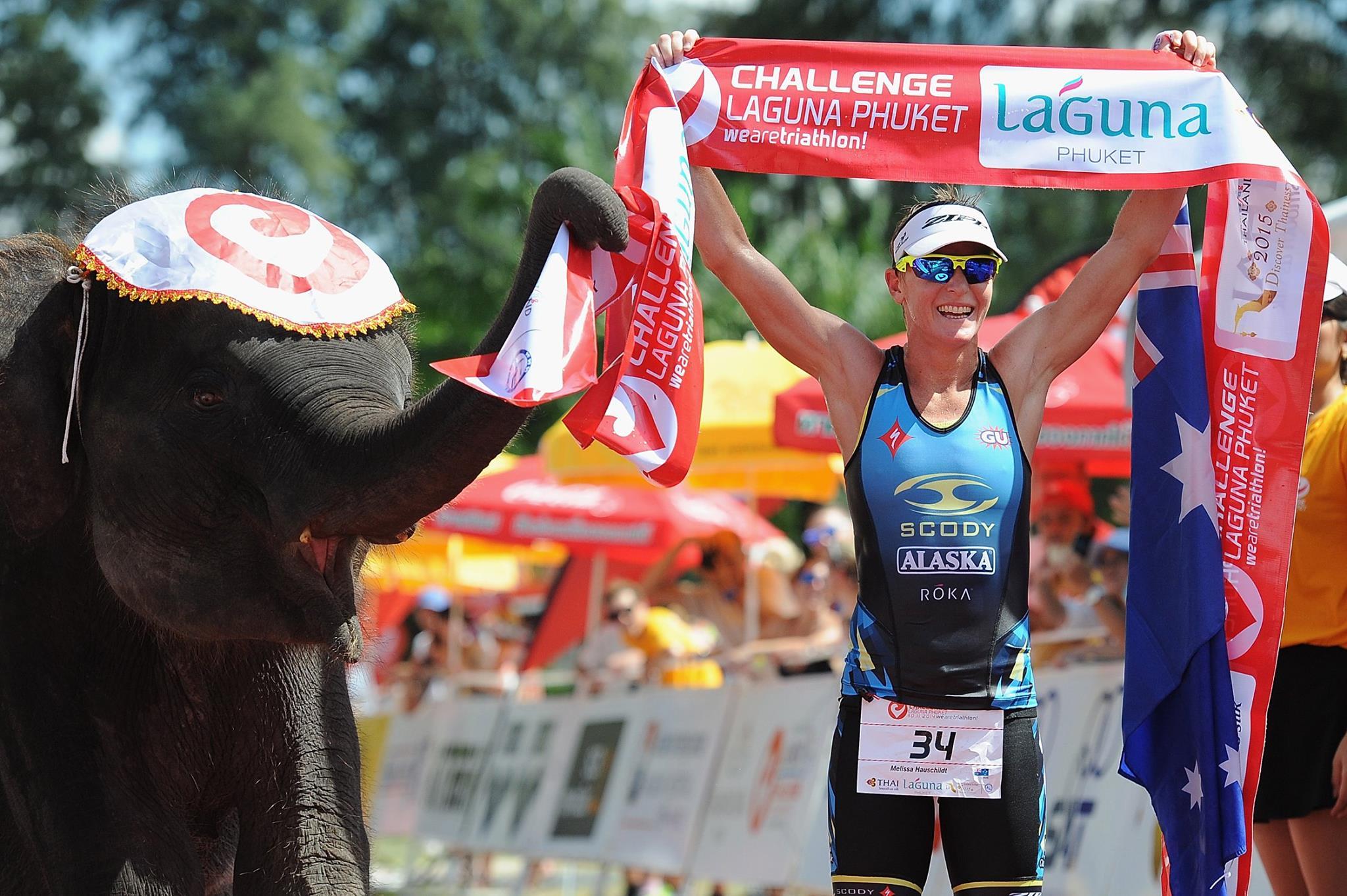 Wild et Hauschildt remportent le titre au Challenge Laguna Phuket