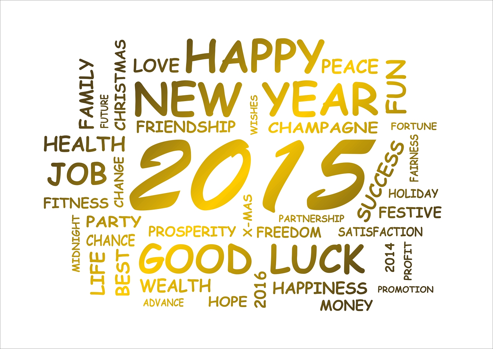 Trimax vous souhaite une bonne année 2015!!!