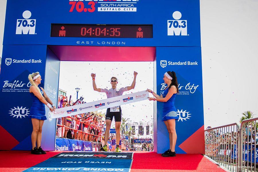 Ironman 70.3 Afrique du Sud: Trautman s'impose à domicile, Swallow intouchable