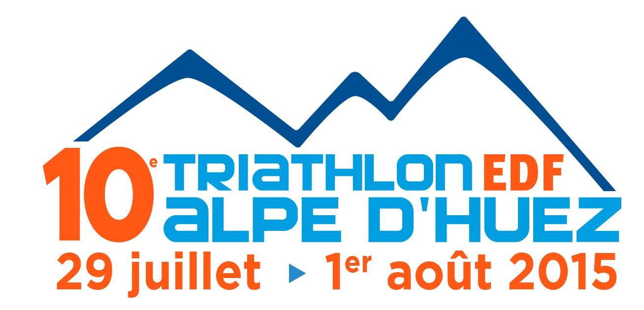 TRIATHLON EDF ALPE D'HUEZ – BONNE ANNÉE 2015