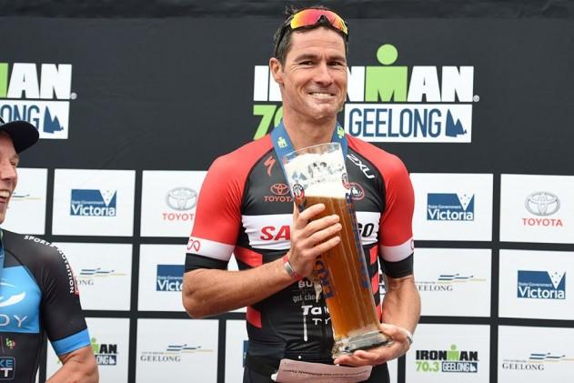 Alexander, Blatchford victorieux à l'Ironman 70.3 de Geelong
