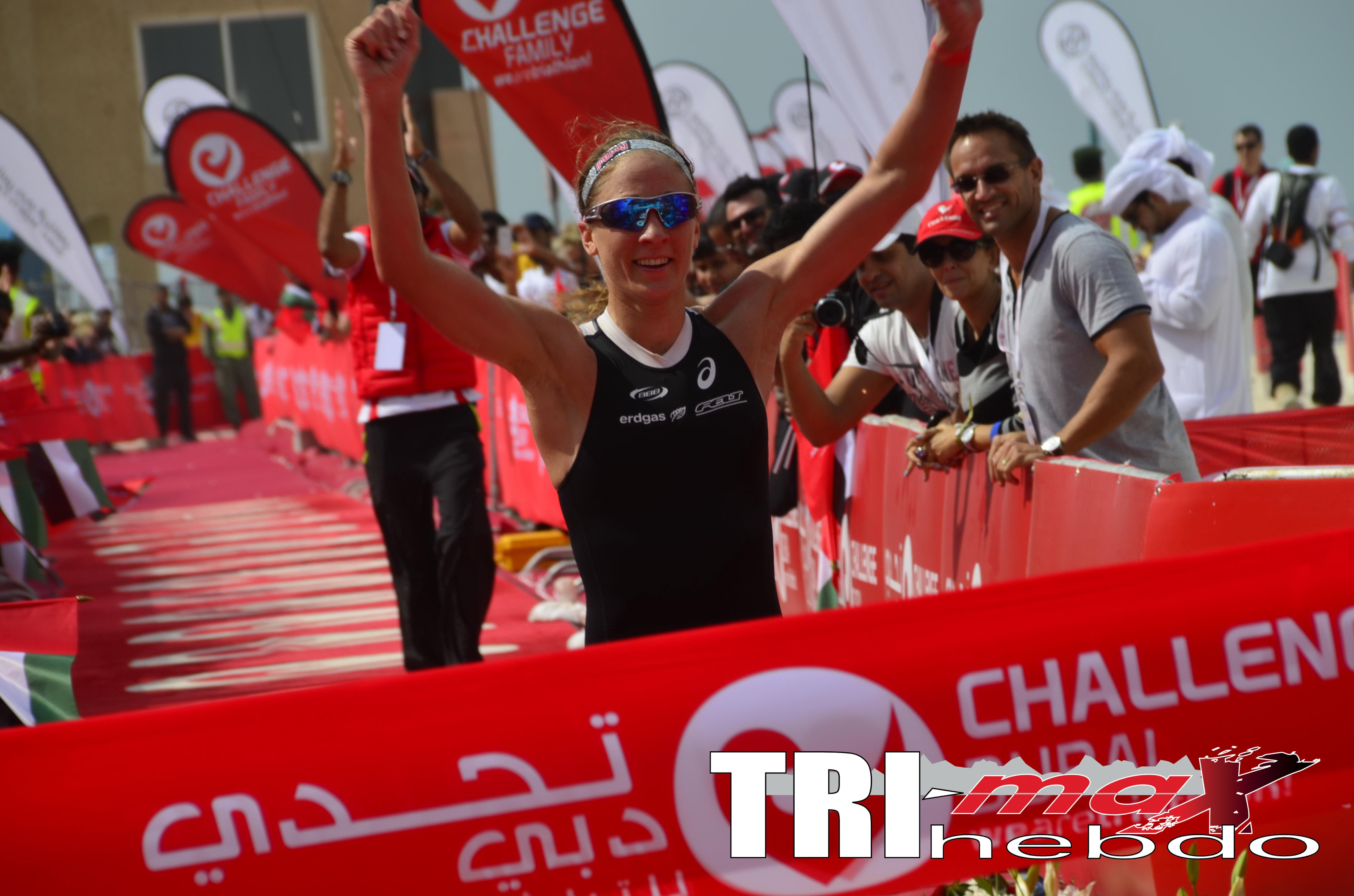 Challenge Dubaï: Résultats, 5 athlètes déclassés