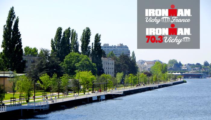 2000 inscrits aux IRONMAN et IRONMAN 70.3 Vichy en moins d'un mois !