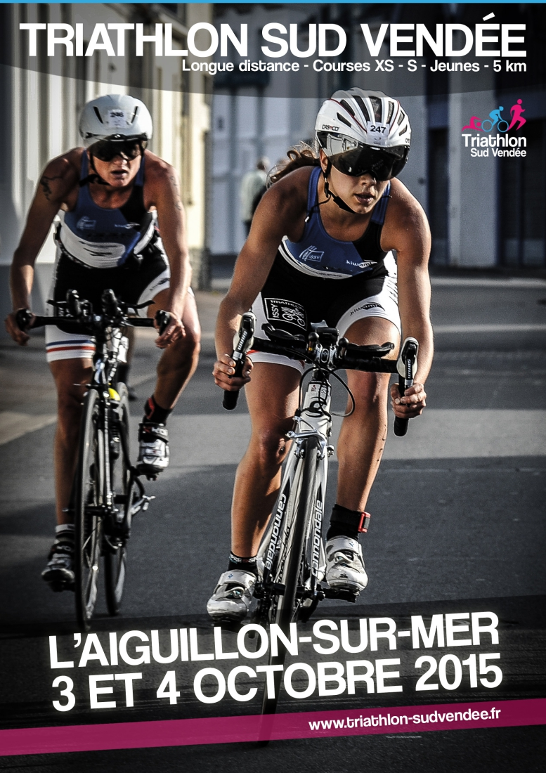 Triathlon Sud Vendée : ouverture des inscriptions le 9 février.