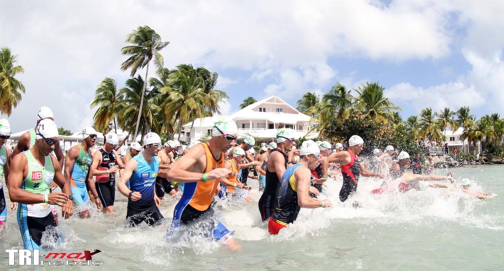 Jeanne Collonge et Romain Guillaume s'imposent en Guadeloupe