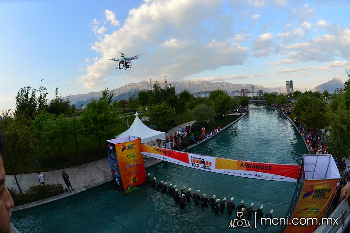 70.3 Monterrey: Yvan Jarrige pour sa rentrée affronte un gros start list !