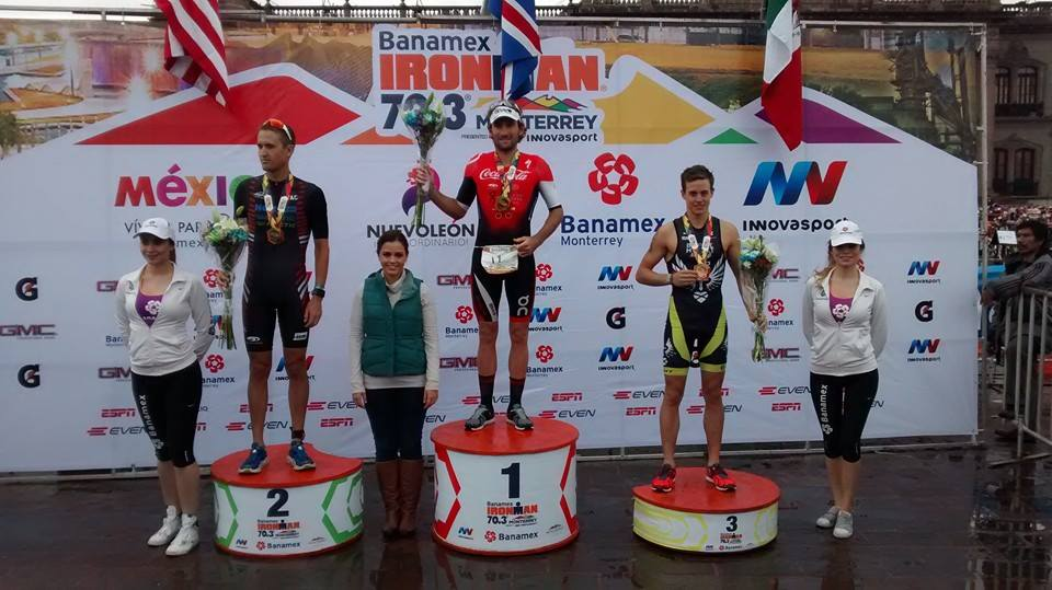 Résultats: IRONMAN 70.3 Monterrey et Puerto Rico
